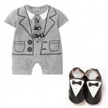 Star Of The Night Tuxedo Set Including Matching Shoes - Formal/Wedding Attire