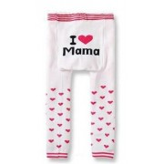 I Love Mama Leggings/Tights- Babies Accessories