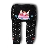 Strawberry Cream Leggings/Tights- Babies Accessories