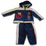 Jersey 2 Pieces Tracksuit Set - Baby Boys Clothes