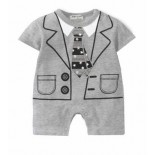 Star of The Night 1 Piece Onesie/Romper - Formal/Wedding Attire