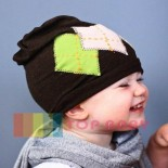 Patches In The Rainbow Beanie/Hat - Baby Boys Clothes