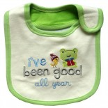 I've Been Good All Year Bib - Babies Accessories