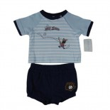 All Stars 2 Pieces Set - Baby Boys Clothes