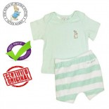 Peter Rabbit 2 Pieces Set - Baby Boys & Baby Girls Clothes