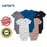Carter's© Sea Creatures 5 Rompers Gift Pack - Baby Boys & Baby Girls Clothes