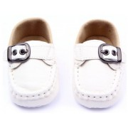 White Essential Baby Shoes