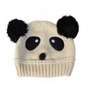 Pink Mix Mousey on the Crawl knitted beanie / hats - Babies Accessories